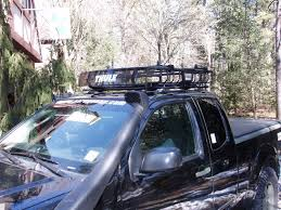 2013 Nissan Frontier Roof Rack by Nissan Frontier Crew Cab Roof Rack Flat Roof Pictures