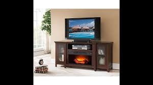 oxford 2 door electric fireplace tv stand entertainment center