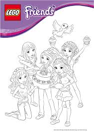 hd wallpapers lego friend coloring pages iik 000d