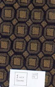 Black And Gold Upholstery Fabric Modern Imitations Of Medieval Fabric