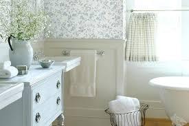 Fancy Wallpaper Designs For Bathrooms In Home Interior Design