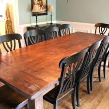 10 ft farmhouse table 10 foot table mecatronica info