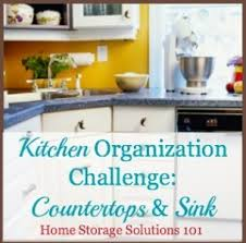 How To Organize Your Kitchen Countertops Kitchen Organization Step By Step Guide
