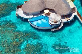 chambre sur pilotis maldives les plus belles villas sur pilotis aux maldives notre sélection