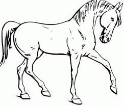 coloring sheets of a horse wanted horse printing coloring pages free of h 6033 unknown