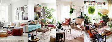 boho chic living room plans one room challenge place of my taste