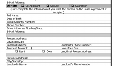 rental agreement invoice template free copy lease printable sample