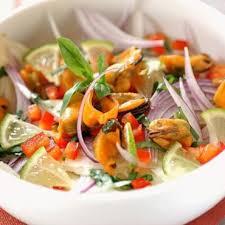cuisine estivale top 24 des meilleures recettes estivales aux fruits de mer salade