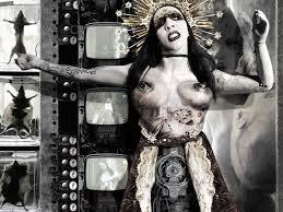 imagenes satanicas de marilyn manson marilyn manson no estoy contra dios estoy en contra de su mal uso