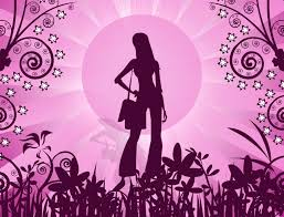 girly computer backgrounds cool girly wallpapers group 61