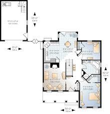 detached garage floor plans added bonus detached garage plans included 21225dr