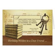 old friend birthday cards u0026 invitations zazzle co nz