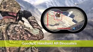 augmented reality binoculars youtube