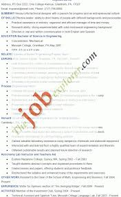 sle resume format download for freshers resume imageesult for mechanical engineering studentesumes format