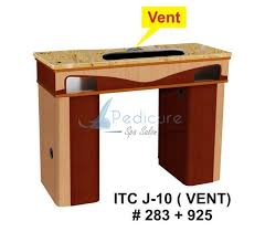 imc vented nail table nice nail table with vent mold nail art design ideas