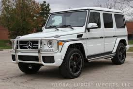 mercedes dealers illinois 2013 mercedes g class g63 amg pre owned luxury car dealer