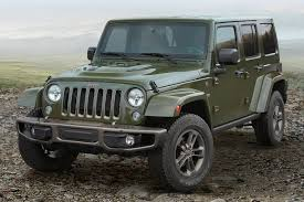 jeep unlimited green used 2016 jeep wrangler for sale pricing u0026 features edmunds