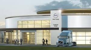 volvo truck center volvo breaks ground on 38 1 million virginia truck factory expansion