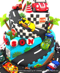 cars birthday cake the sensational cakes race cars theme cake singapore 3d mini