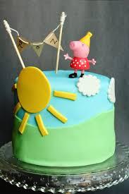 peppa pig cake peppa pig birthday cake betsy the baker