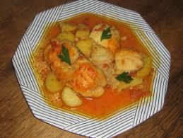cuisiner la lotte marmiton bouillabaisse de lotte façon camarguaise la cuisine a titine