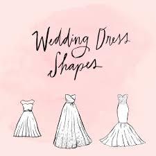 wedding dress type wedding dress shapes and silhouettes popsugar fashion best wedding