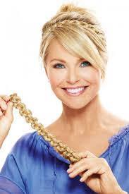 braided headband braid headband accessory by christie brinkley wigs