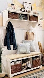 Mudroom Entryway Ideas Entryway Bench With Storage Entry Transitional With Basket Bench