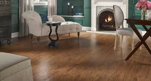 Laminate Flooring Uneven Subfloor Handscraped Heritage Hickory Laminate Floor Dark Hickory Wood