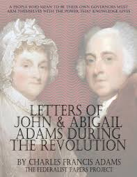 the letters of john and abigail adams