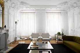 Parisian Interior Design Style Effortless Chic Interiors With Modern French Style