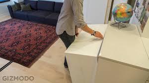 10 tiny house pullout desk interior design ideas