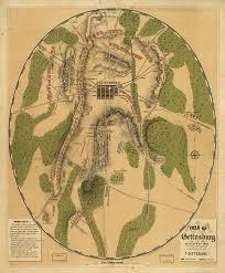 Blank Civil War Map by Civilwarphotos Net