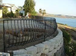 wrought iron fences and ornamental iron fence of san diego san