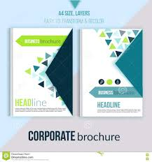 Ms Word Cover Page Templates by Clean Brochure Design Annual Report Cover Template Magazine