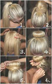 tinkerbell hairstyle 35 sexy and easy bun hairstyle tutorials for you