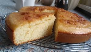 cuisine tunisienne gateau recette de pâtisserie gâteau à la crème fraiche de la cuisine