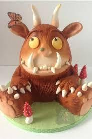 kids cakes 53 best gruffalo cakes images on kid cakes amazing