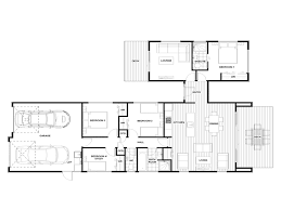 Contemporary  Bedroom House Plans House Plans And Design - Four bedroom house design