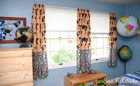 Boys Room Curtains Kids Room Decorating Fishsticks Designs Blog