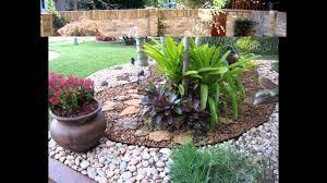 garden ideas rock garden designs youtube