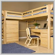 Bunk Bed With Desk And Dresser Bunk Bed With Dresser Drop C