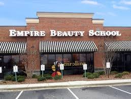 makeup schools in nc concord area nc empire beauty school
