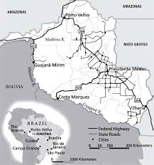 Brazil Map States by The Aids Epidemic In The Amazon Region A Spatial Case Control