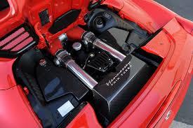 Ferrari 458 V8 - hennessey set to unleash 738 hp twin turbo ferrari 458 at monterey
