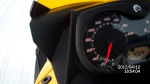 ski doo renegade 550f acceleration u0026 top speed youtube