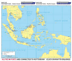 Southeast Alaska Map Www Rotterdamtransport Com World Port Maps