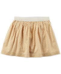 cotton skirt s geometric print cotton skirt toddler 2t 5t