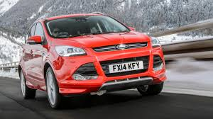 2017 ford kuga review top gear