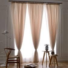 Window Treatments Sale - aliexpress com buy sale customized solid color organza
